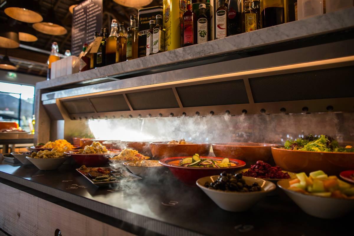 Over cool spot cool spot open koelsysteem - Open keuken bar ...