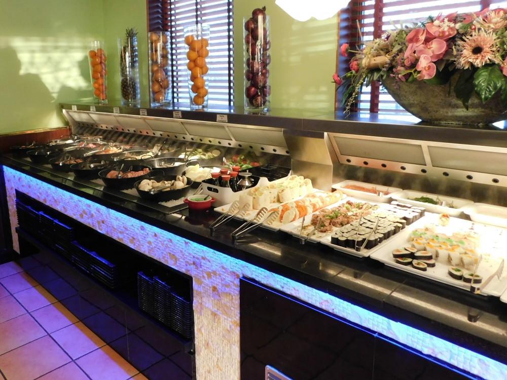 Cool-Spot in Asian cuisine