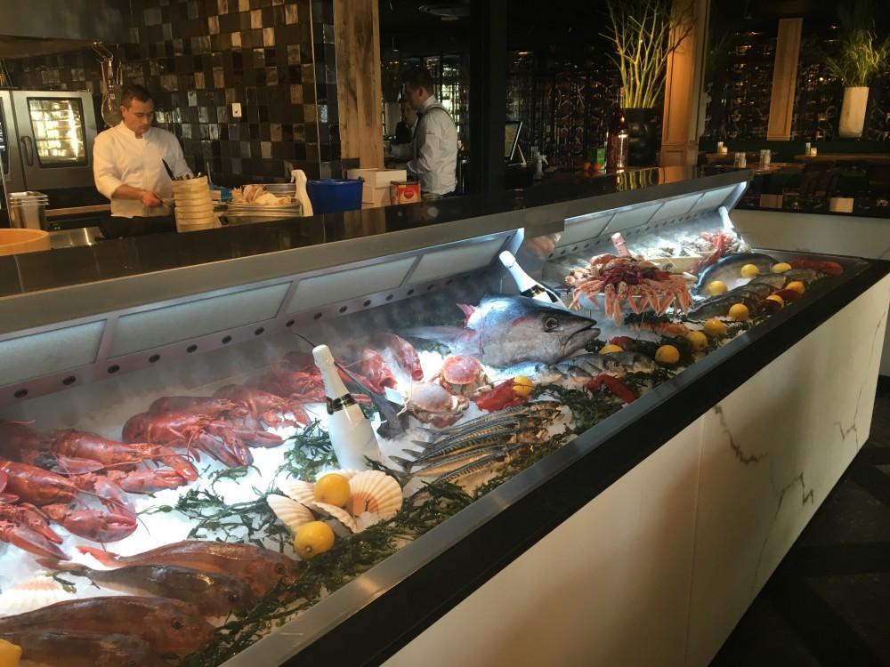 Présentation cool-spot et poisson