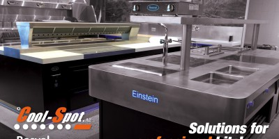 Cool-Spot & Rosval Easy Cooling presentation